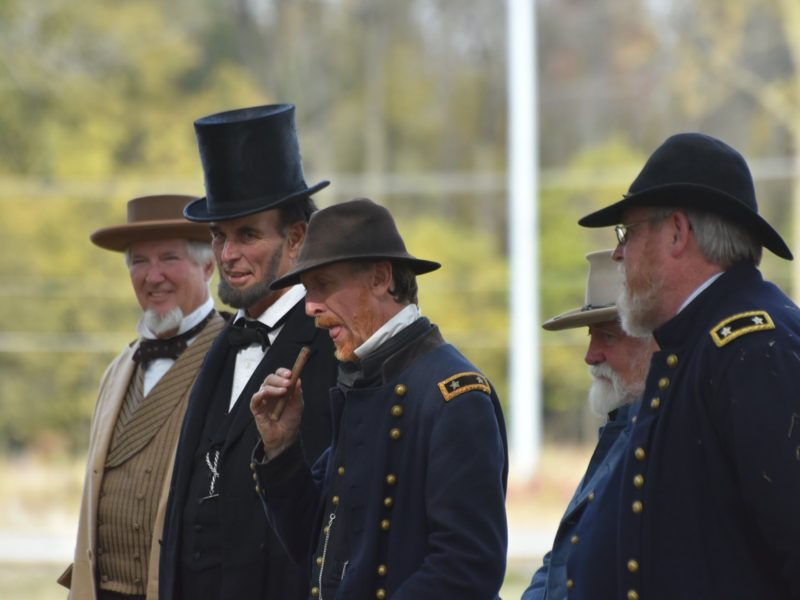 Hartford City Civil War Days