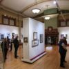 Visitors take in the art at Anderson Museum of Art in East Central Indiana