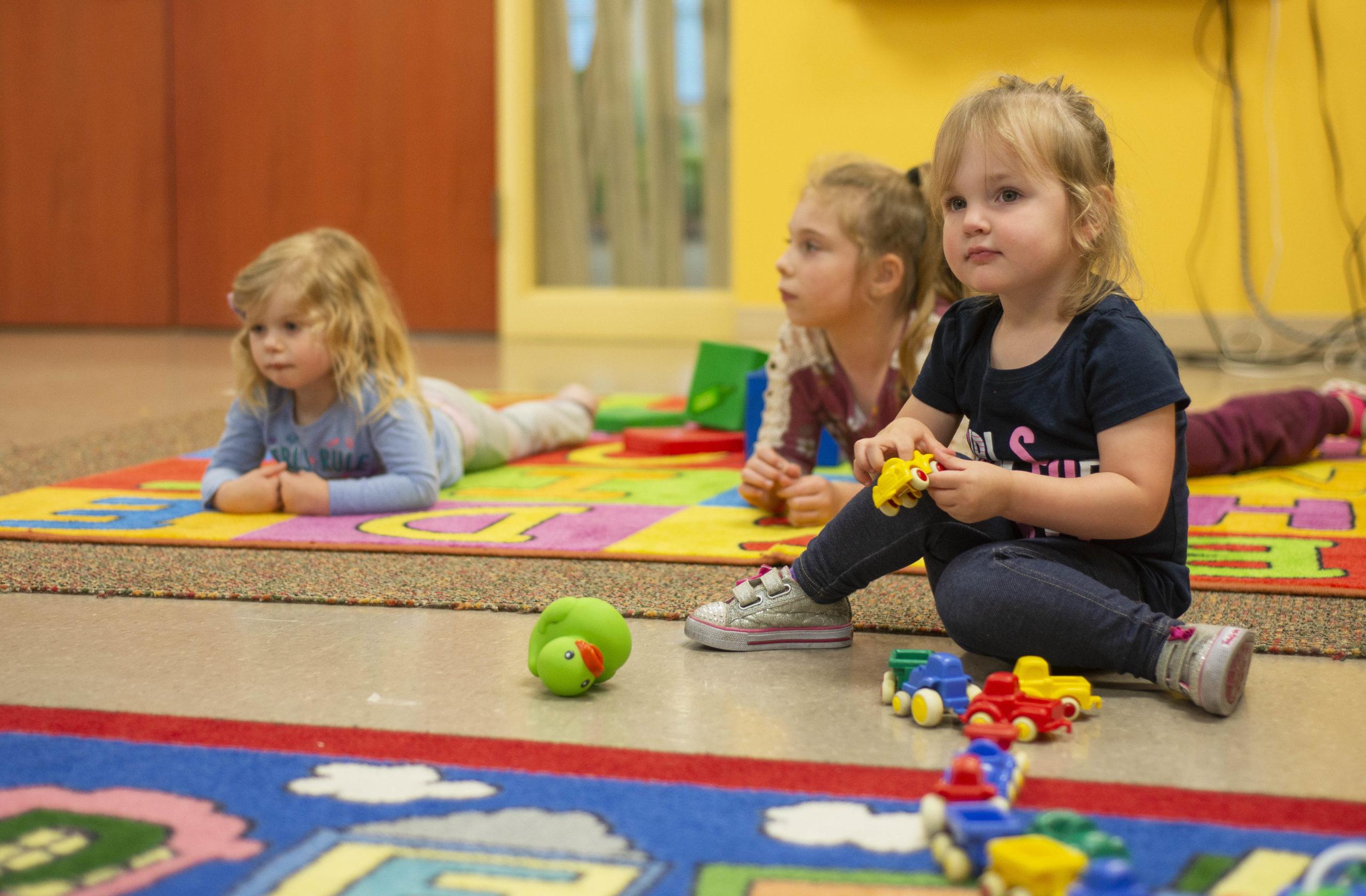 preschool children in indiana childcare