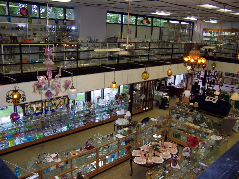 Dunkirk Glass Museum in Indiana