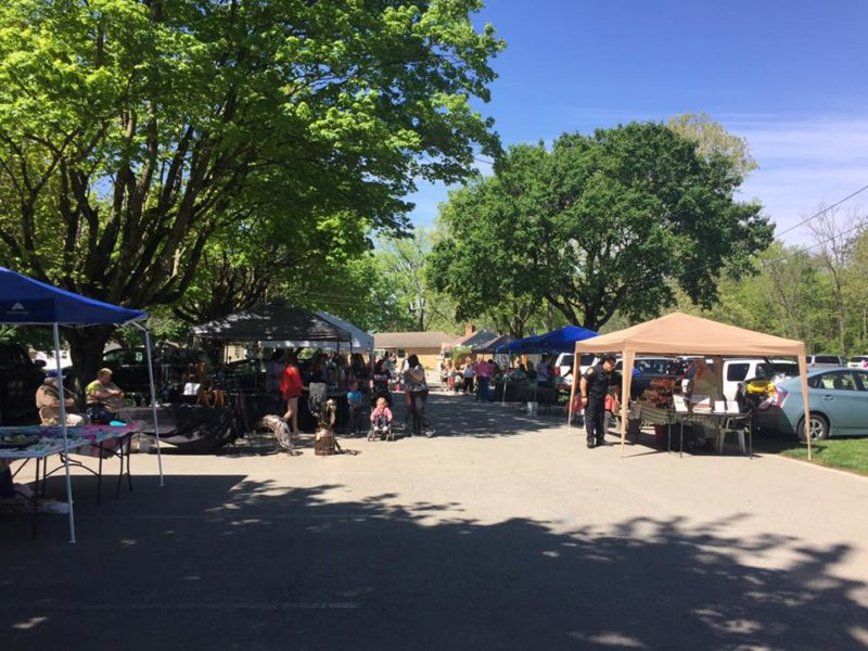 Pendleton Farmers Market in East Central Indiana