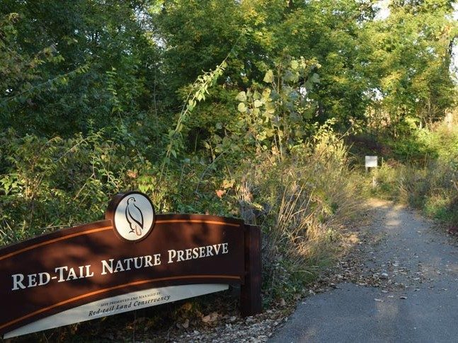 Red-tail Land Conservancy in East Central Indiana