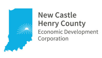 Logo for New Castle Henry County Economic Development Corporation