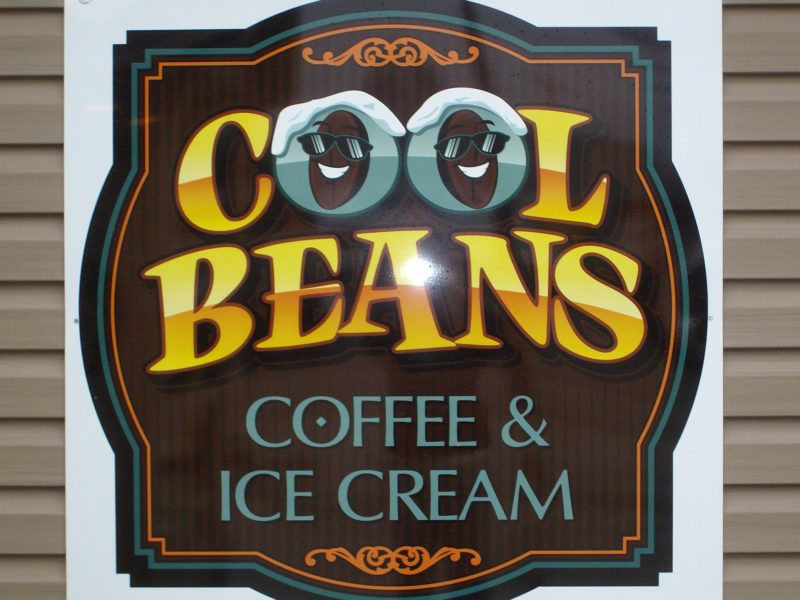 cool beans coffee ice cream shop
